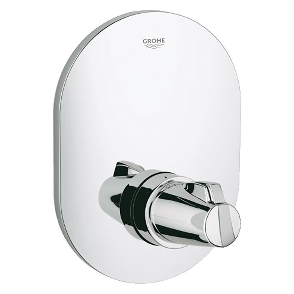 Grohe Chiara Chrome Central Thermostatic Shower Valve 19410000 Grohe From T