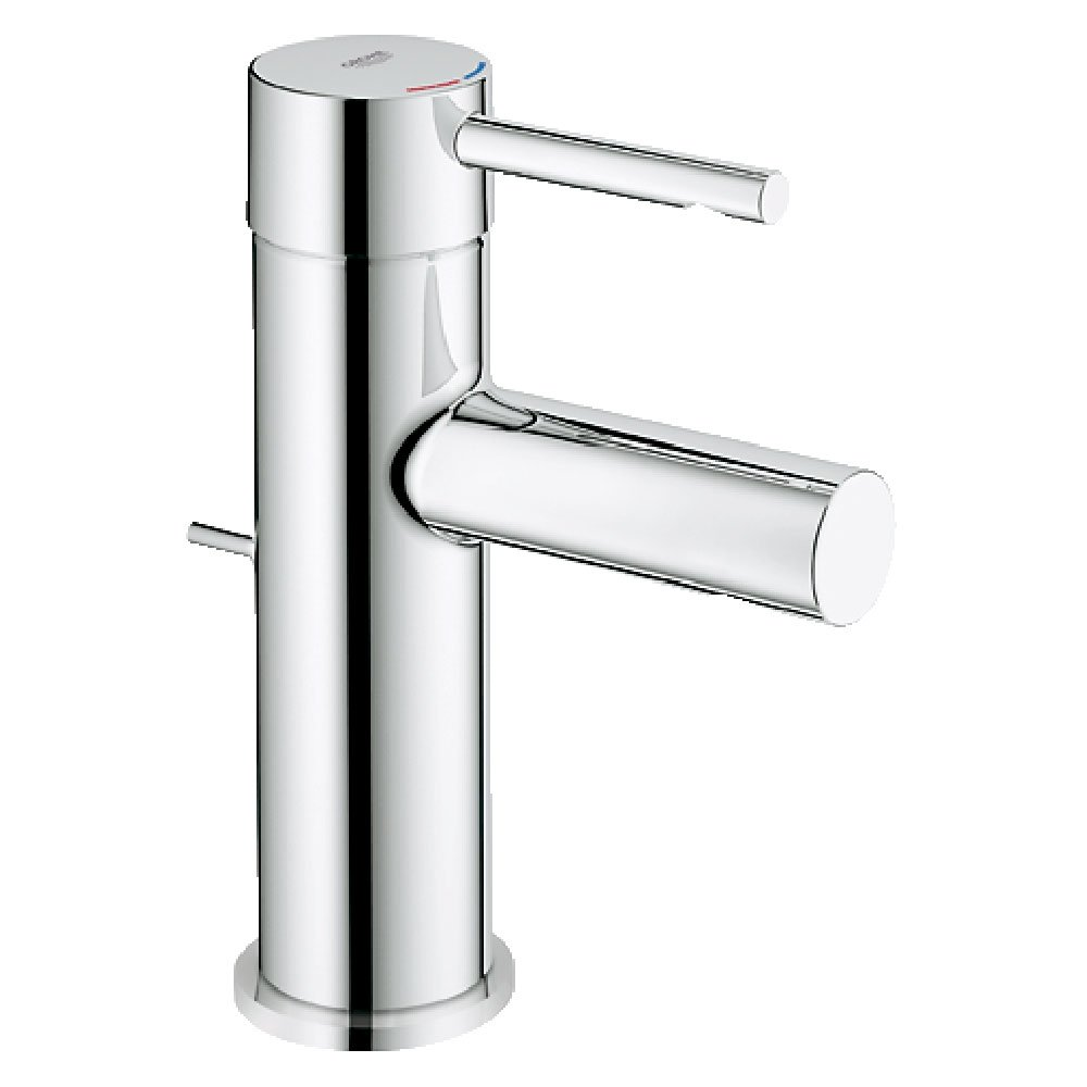 Grohe Essence Chrome Basin Mixer Tap 32898000  Grohe from