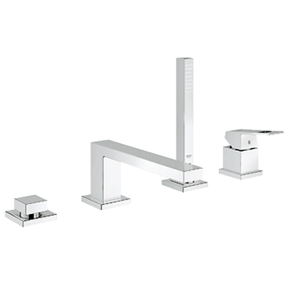 view all grohe view all 4 5 hole bath taps view all grohe 4