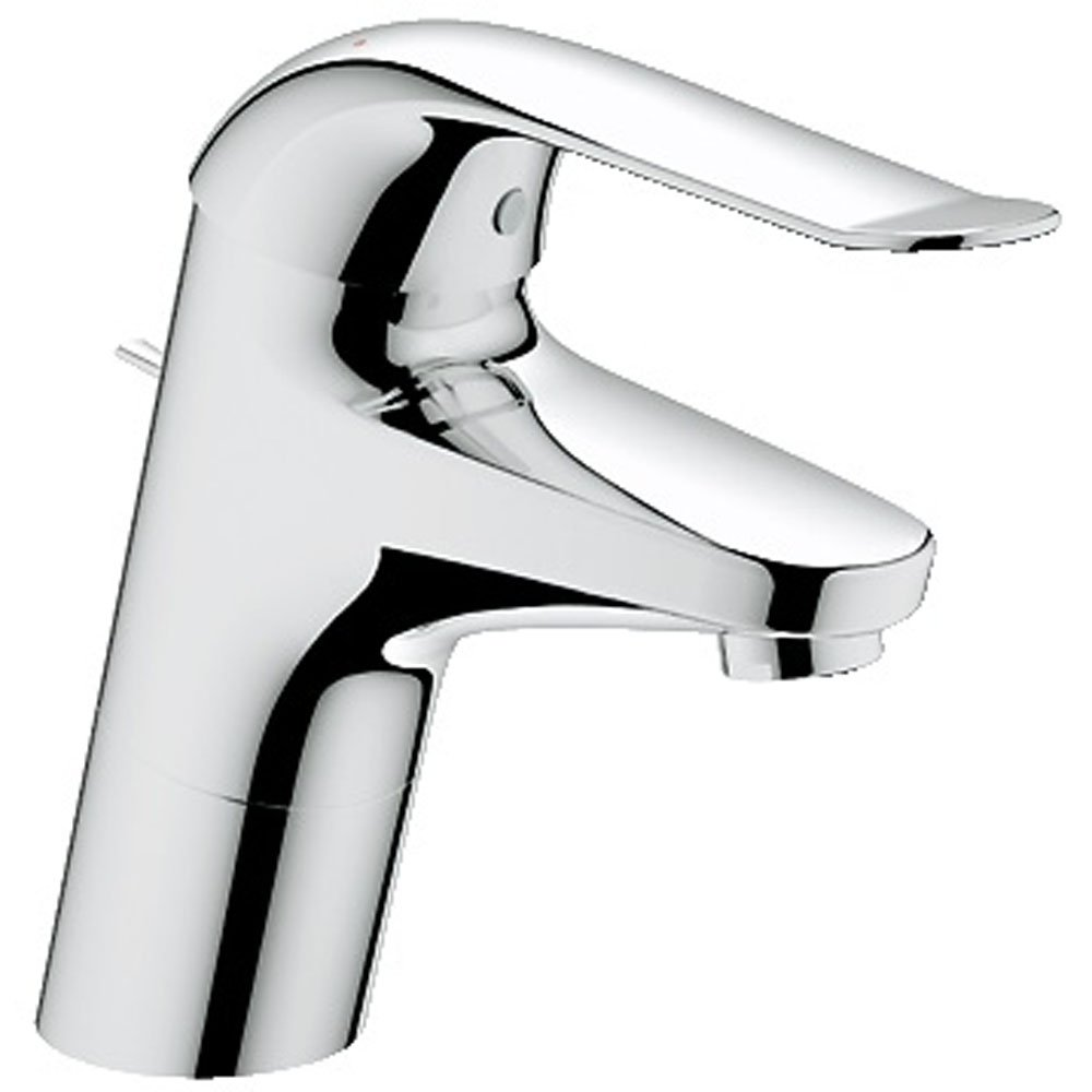 grohe euroeco special chrome single lever basin mixer tap. Black Bedroom Furniture Sets. Home Design Ideas