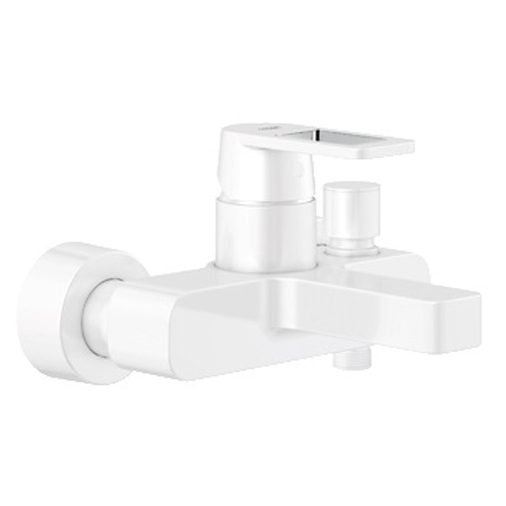 Bathroom Taps Grohe Grohe Ambi Contemporary 2 Handle Kitchen Sink ...