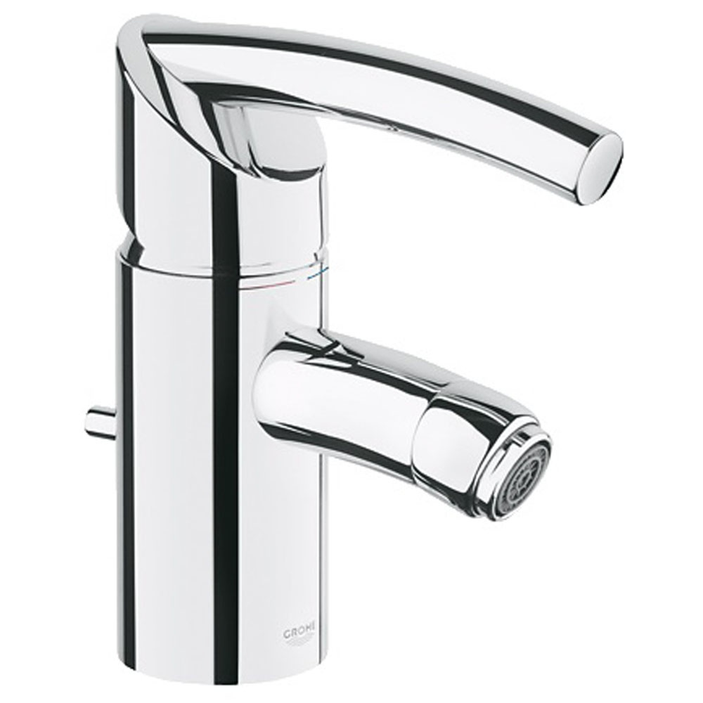 Grohe Tenso Chrome Monobloc Bidet Mixer Tap 33348000 - Grohe from TAPS ...