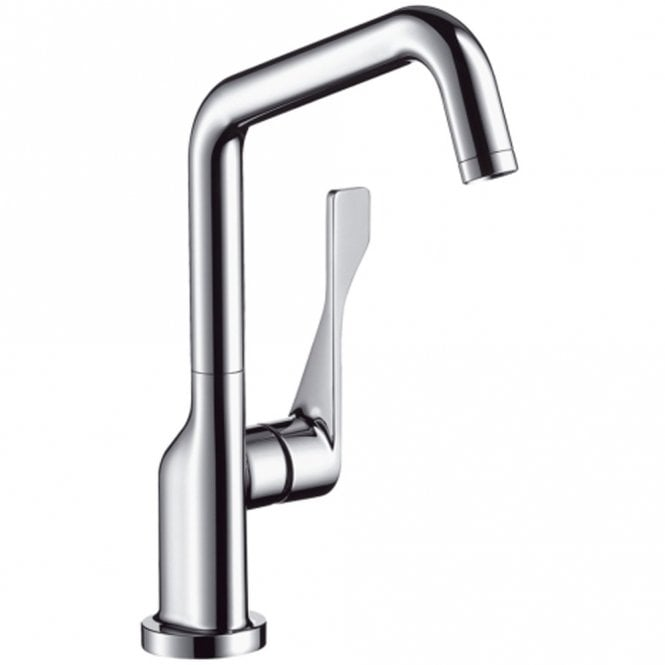 Hansgrohe Axor Citterio Chrome Single Lever Kitchen Sink Mixer Tap