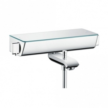 Hansgrohe Ecostat Select Thermostatic Bath And Shower Mixer For Exposed Installation 13141000