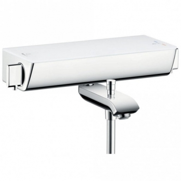 Hansgrohe Ecostat Select Thermostatic Bath And Shower Mixer For Exposed Installation 13141400