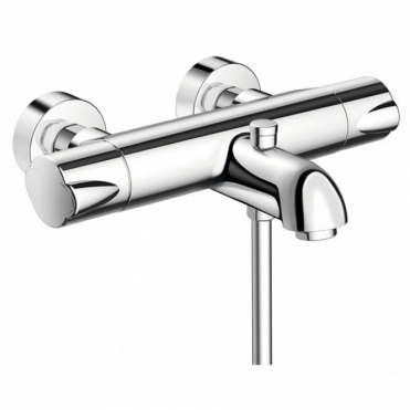 Hansgrohe Ecostat Thermostat Bath Mixer Wall-Mounted 14242000
