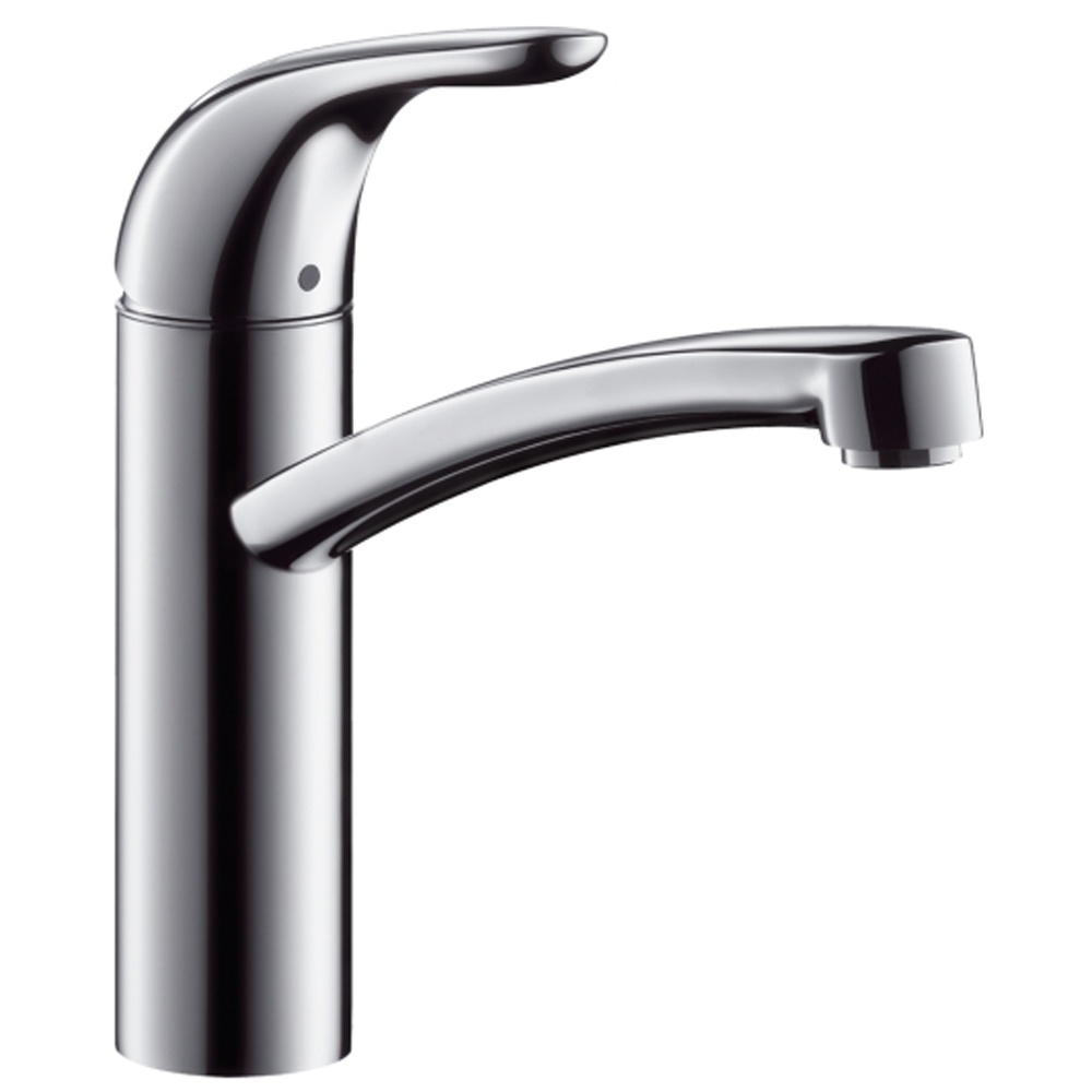 Hansgrohe Focus E Chrome Single Lever Kitchen Sink Mixer Tap