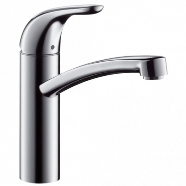 Hansgrohe Focus E Chrome Single Lever Kitchen Sink Mixer Tap 31780000