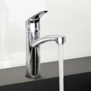 Hansgrohe Focus M41 Brushed Steel Pullout Kitchen Mixer ...