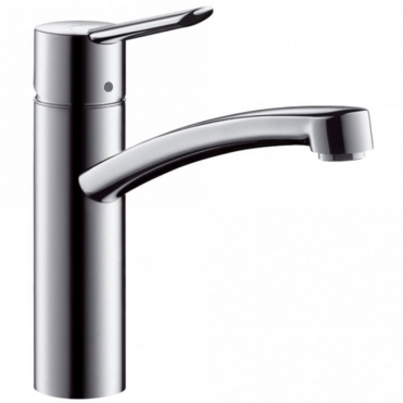 Hansgrohe Focus S Chrome Single Lever Kitchen Sink Mixer Tap 31786000