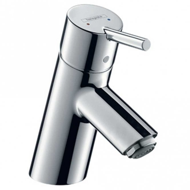 Hansgrohe Talis S Chrome Single Lever Basin Mixer Tap - Hansgrohe ...
