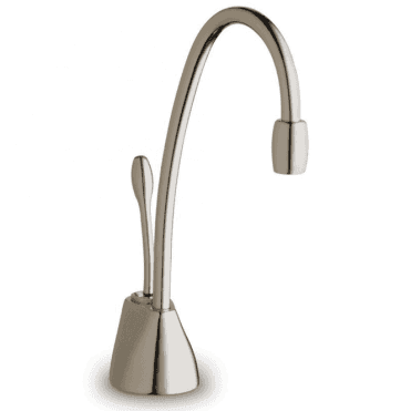 Insinkerator Ise Brushed Steel Steaming Hot Kitchen Sink Kettle Tap GN1100BS (P)