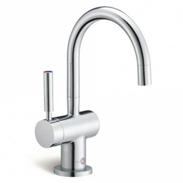 Insinkerator Ise Chrome Steaming Hot & Cold Kitchen Sink Kettle Tap