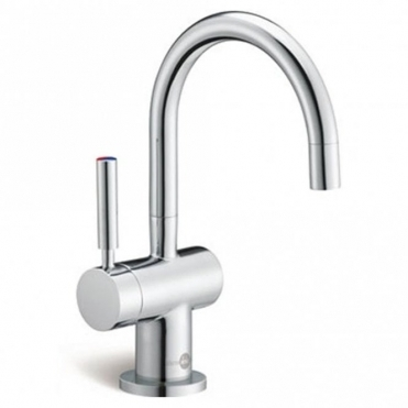 Insinkerator Ise Chrome Steaming Hot Kitchen Sink Kettle Tap H3300 (P)