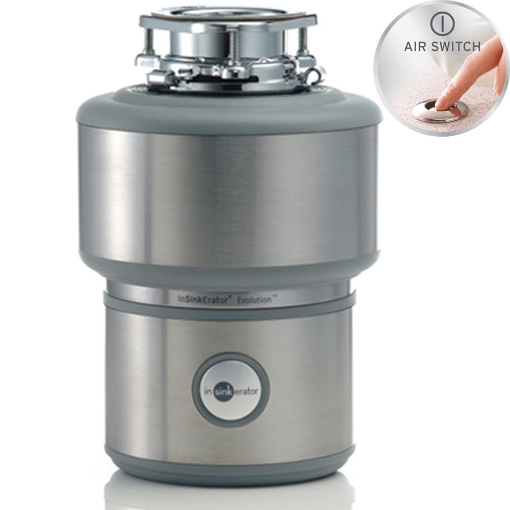 insinkerator ise evolution 200 kitchen sink waste disposal unit - Kitchen Sink Erator