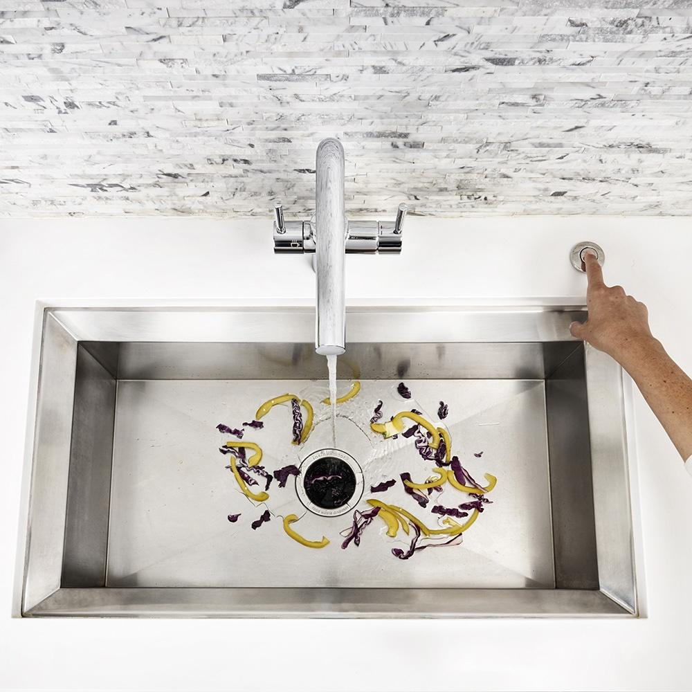 Kitchen Sink Waste Disposal Unit
