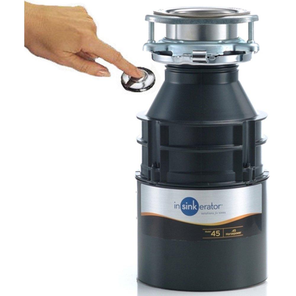 Insinkerator Ise Model 45 Kitchen Sink Waste Disposal