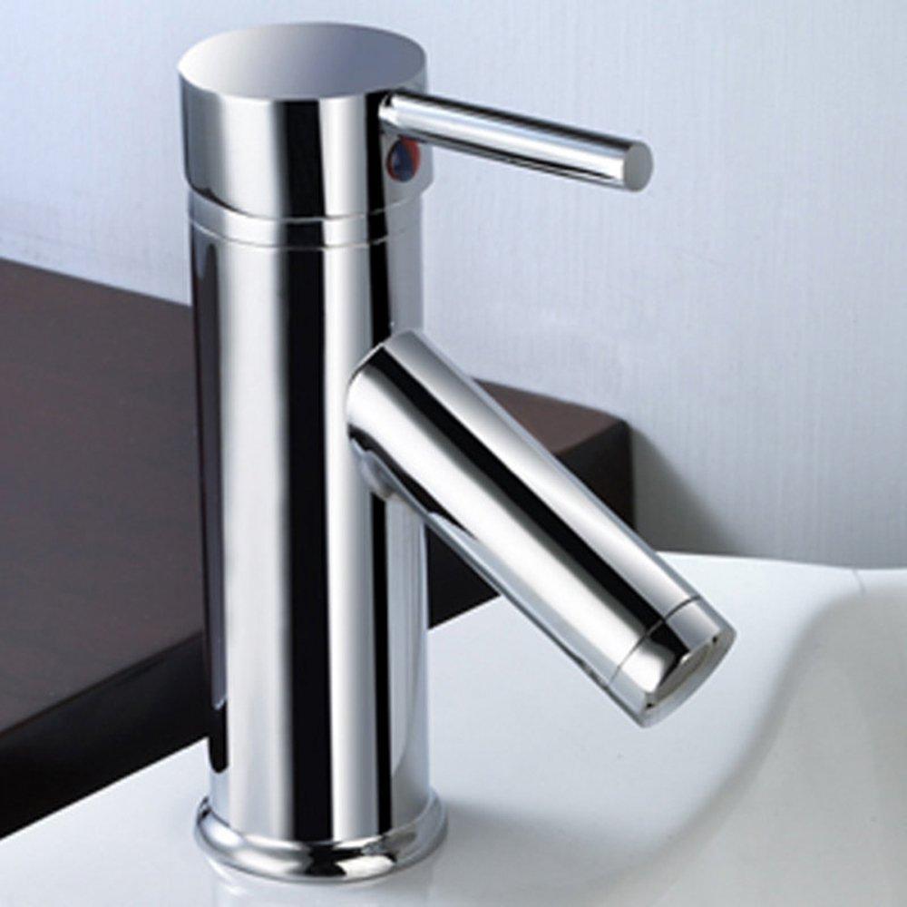 Kadaya Monobloc Bathroom Basin Mixer Tap T3006A From TAPS UK