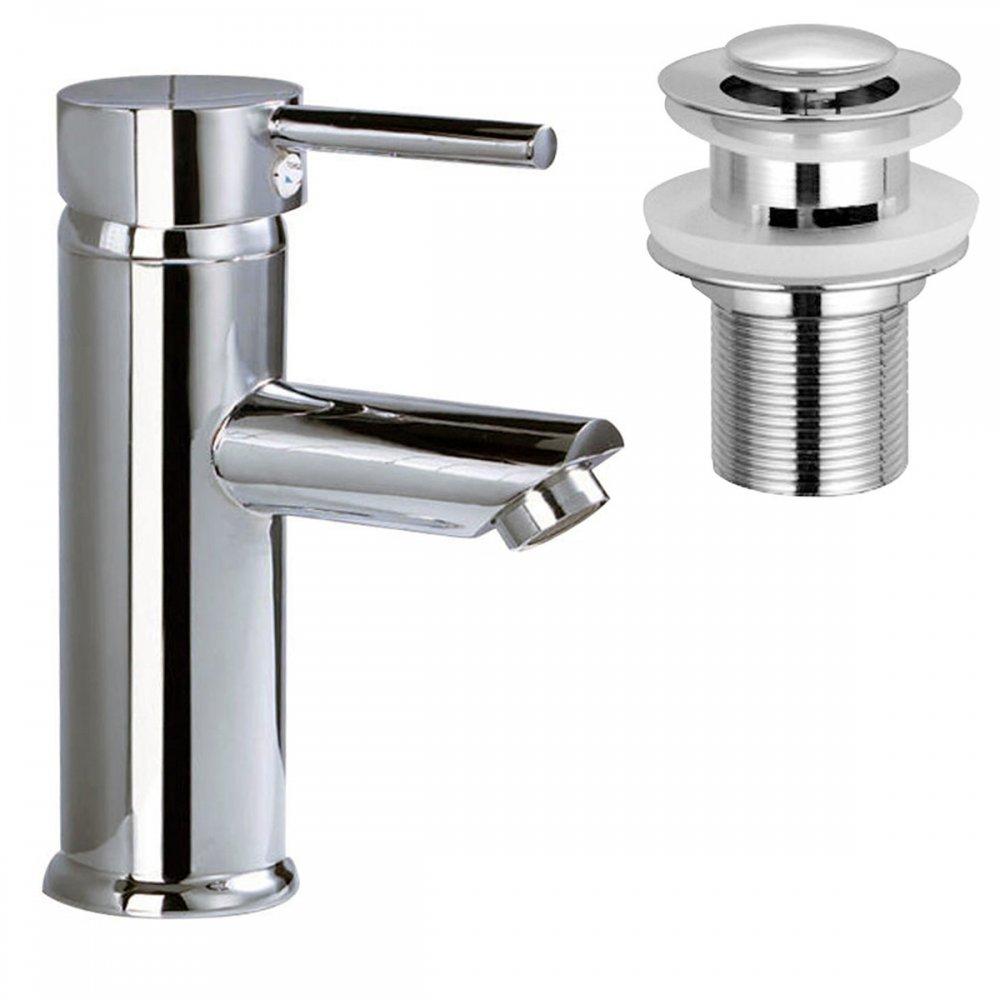 Kadaya Monobloc Bathroom Basin Mixer Tap T3006E CCE From
