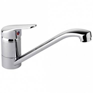 Leisure Sinks Leisure Aquanomic Aquaflow Chrome Kitchen Sink Mixer Tap