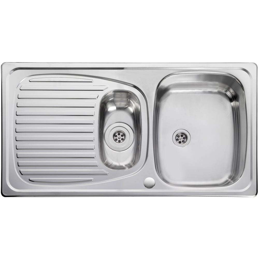 Leisure stainless steel sinks
