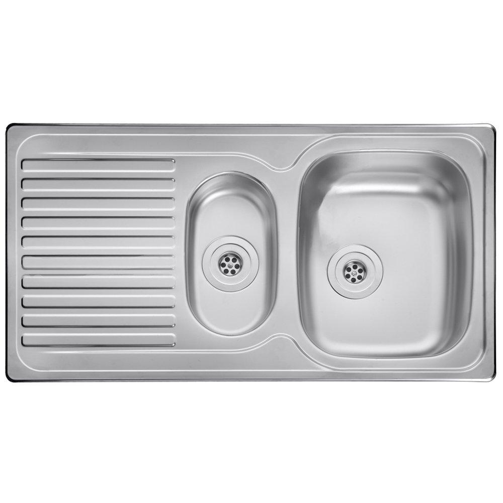 Leisure Kitchen Sinks : view all leisure sinks view all 1 5 bowl sinks view all leisure sinks ...