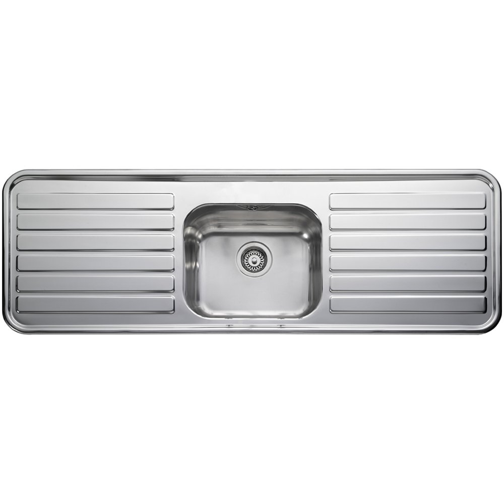 kitchen sinks single bowl double drainer best ideas 3218a stainless steel sink - Double Drainer Kitchen Sink