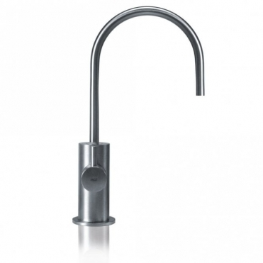MGS Spin Fw Polished Stainless Steel Kitchen Sink Filter Tap 0152P