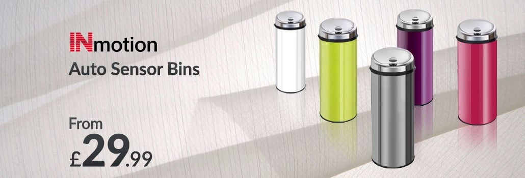 Inmotion Kitchen Bins
