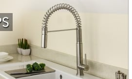 Astini Stainless Steel Taps Right