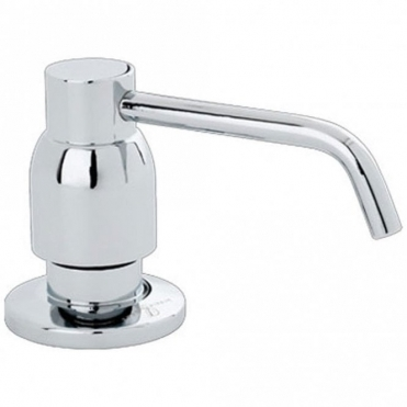 Perrin & Rowe Perrin & Rowe Contemporary Nickel Deck Mounted Soap Dispensers 6495NI