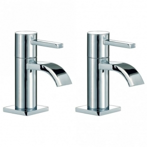 Astini Waver Chrome Bath Taps Ardl003