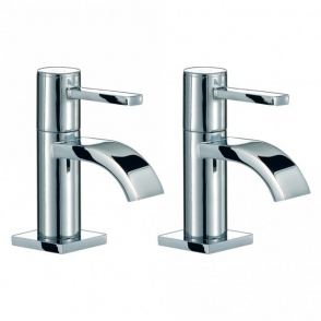 Astini Waver Chrome Basin Taps Ardl001