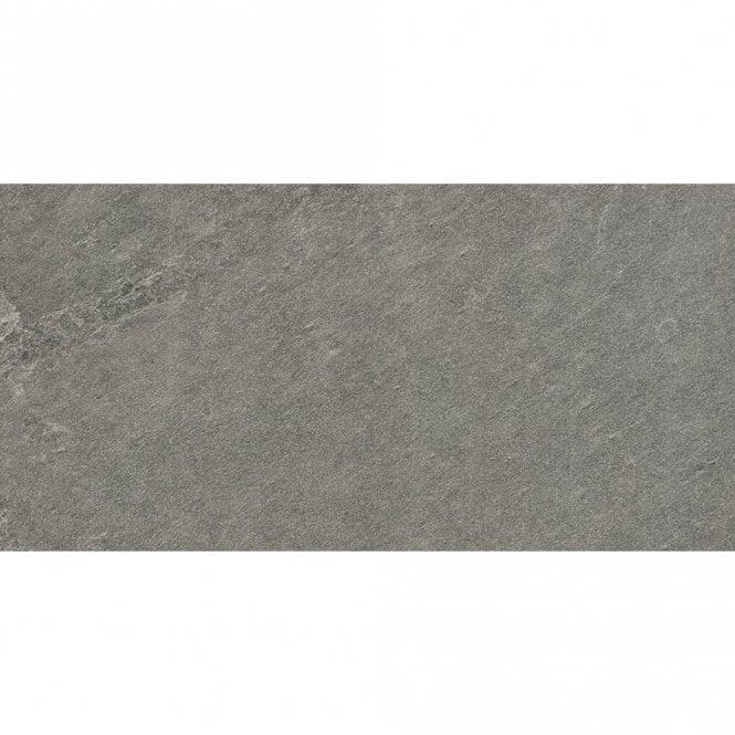 Rak Shine Stone Dark Grey 300x600 Natural Porcelain Tiles 6 Tiles