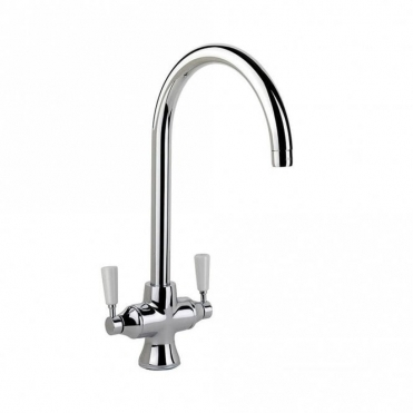 Rangemaster Aquaclassic Filter Spa Chrome Kitchen Sink Mixer Tap TSA4CM