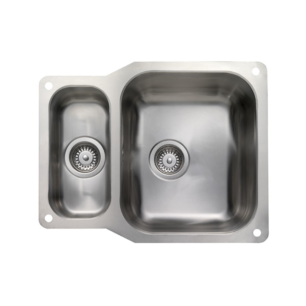 Brushed Stainless Steel Sinks Kitchen : ... ? View All Undermount Sinks ? View All Undermount Kitchen Sinks