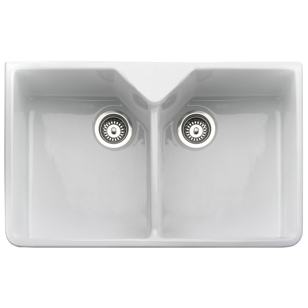 Kitchen Sinks White Porcelain : ... Belfast & Butler Sinks ? View All Rangemaster Belfast & Butler Sinks