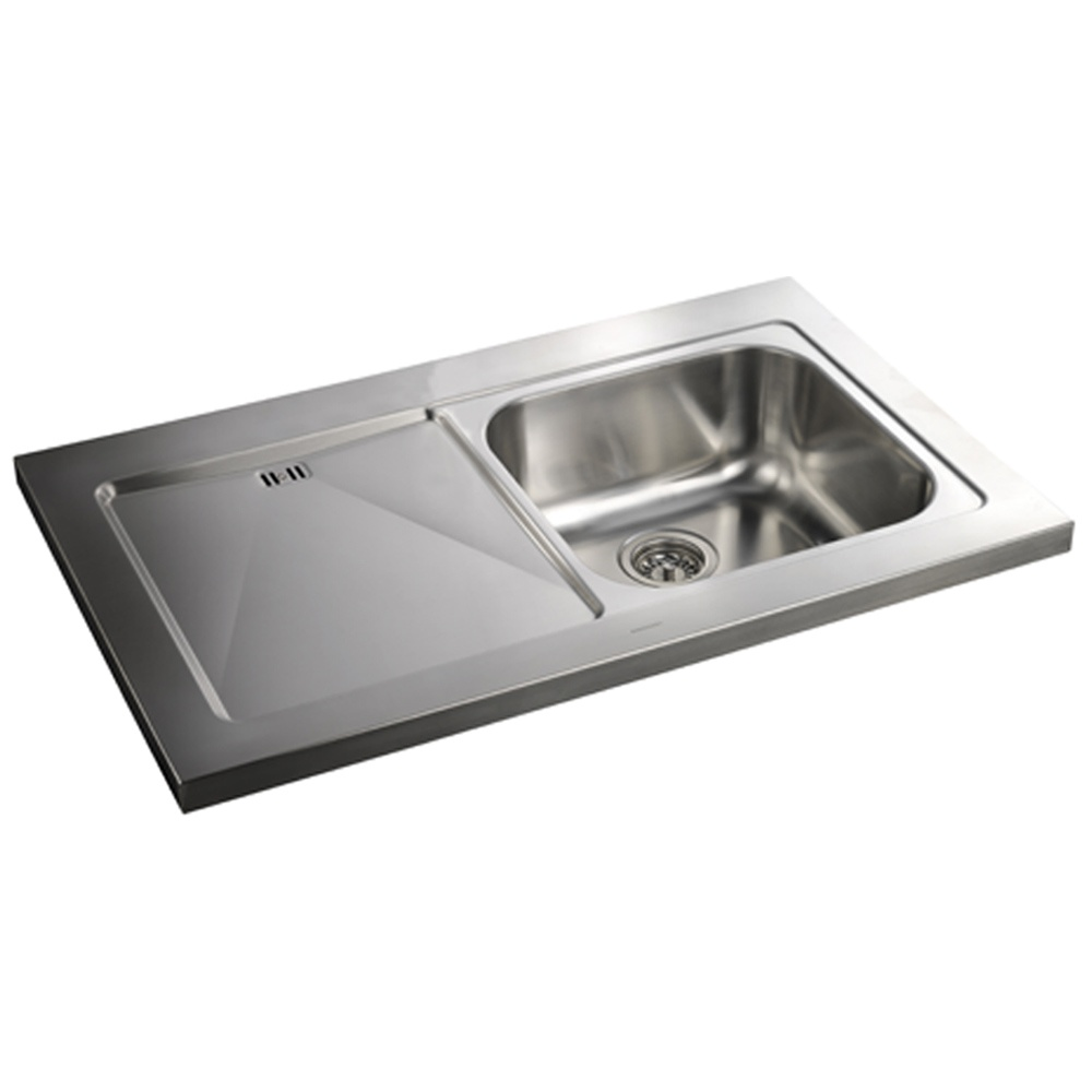 ... ? View All 1.0 Bowl Sinks ? View All Rangemaster 1.0 Bowl Sinks