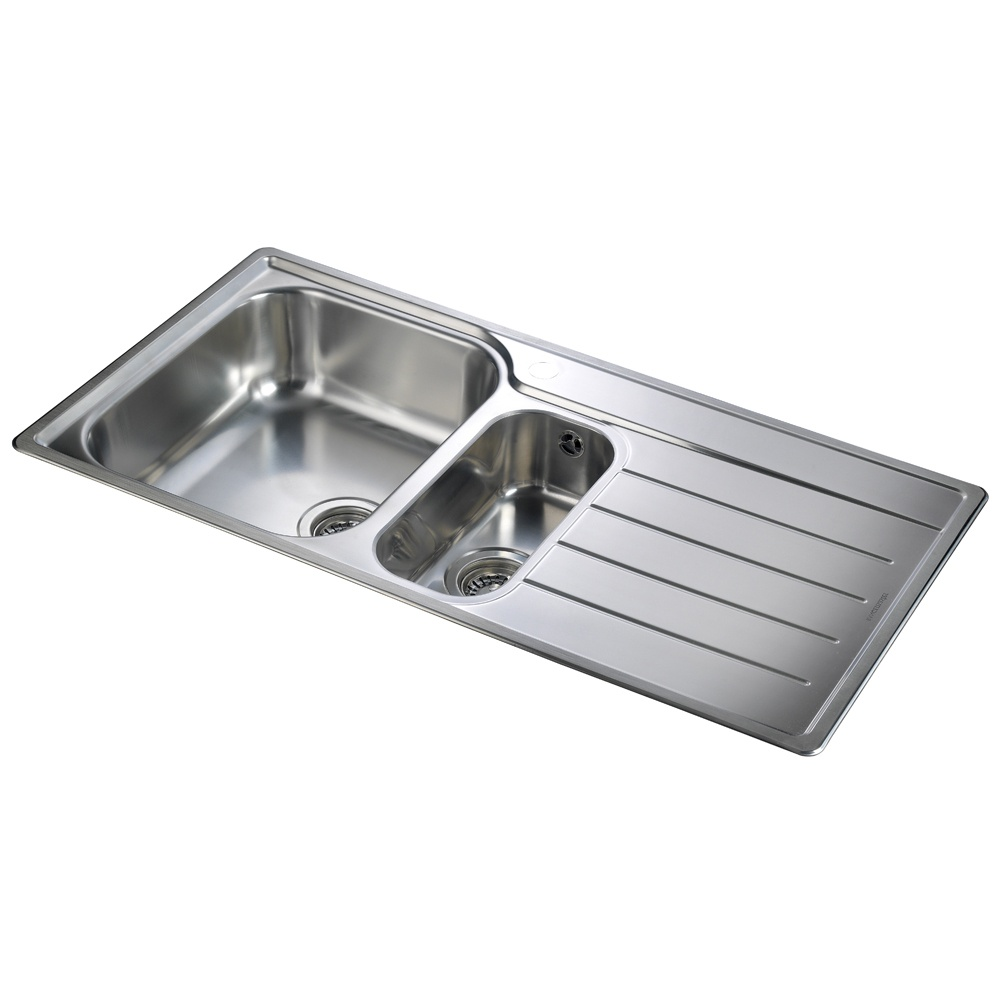 ... ? View All 1.5 Bowl Sinks ? View All Rangemaster 1.5 Bowl Sinks