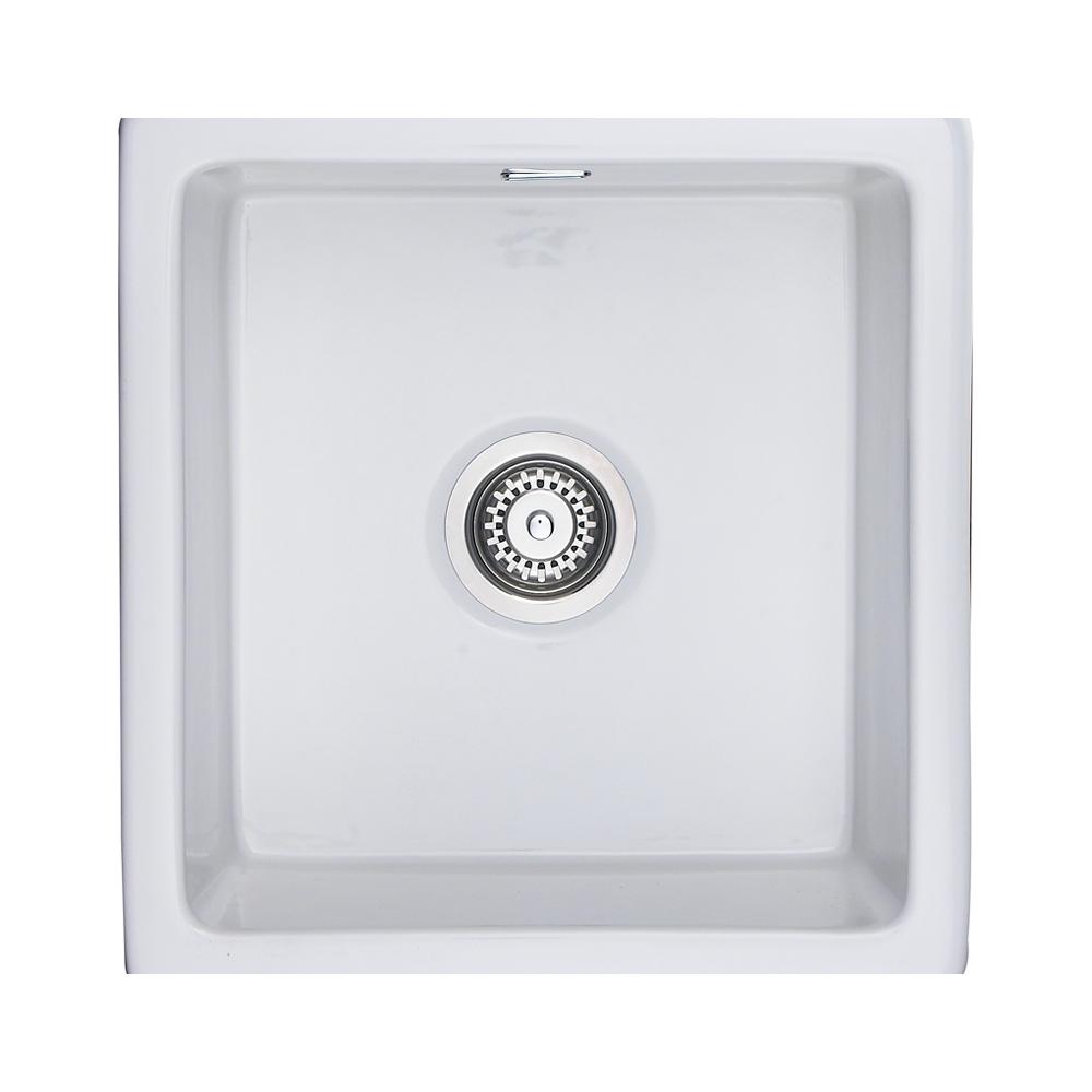 White Enamel Kitchen Sinks Ceramic Kitchen Sinks Taps Uk