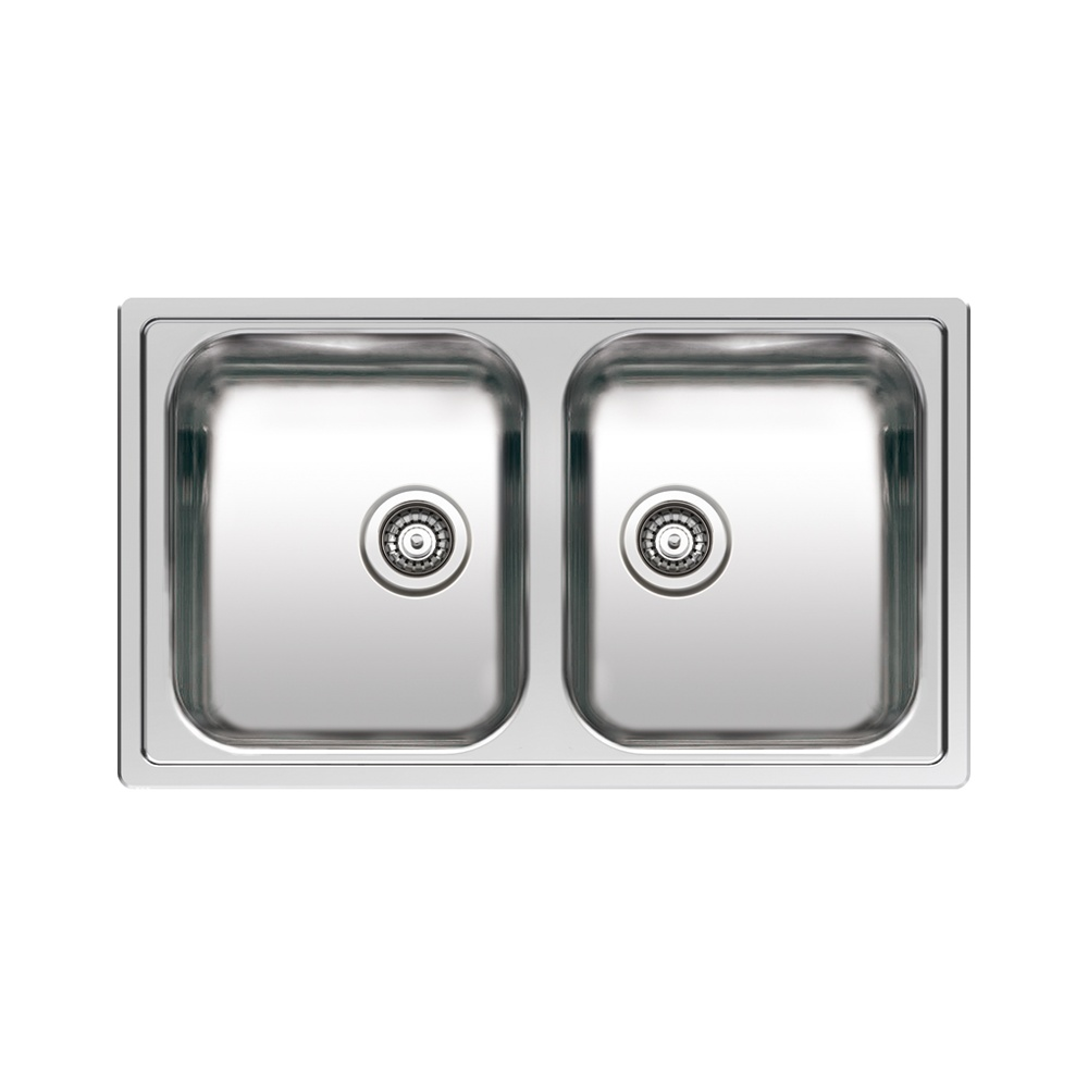 Reginox Centurio 20 2.0 Bowl Stainless Steel Kitchen Sink & Waste ...