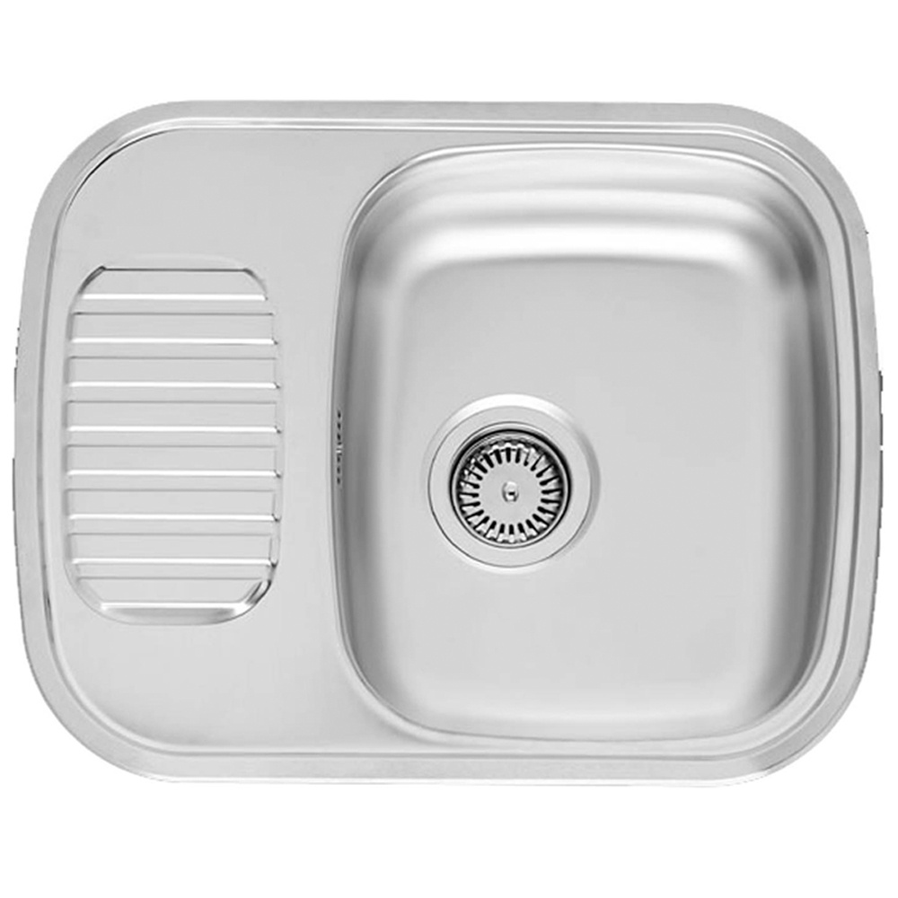 Best Stainless Steel Sinks Rated : ... ? View All 1.0 Bowl Sinks ? View All Reginox 1.0 Bowl Sinks