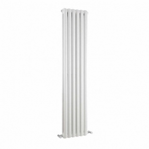 Salvia White Double Panel Radiator 1500mm X 383mm