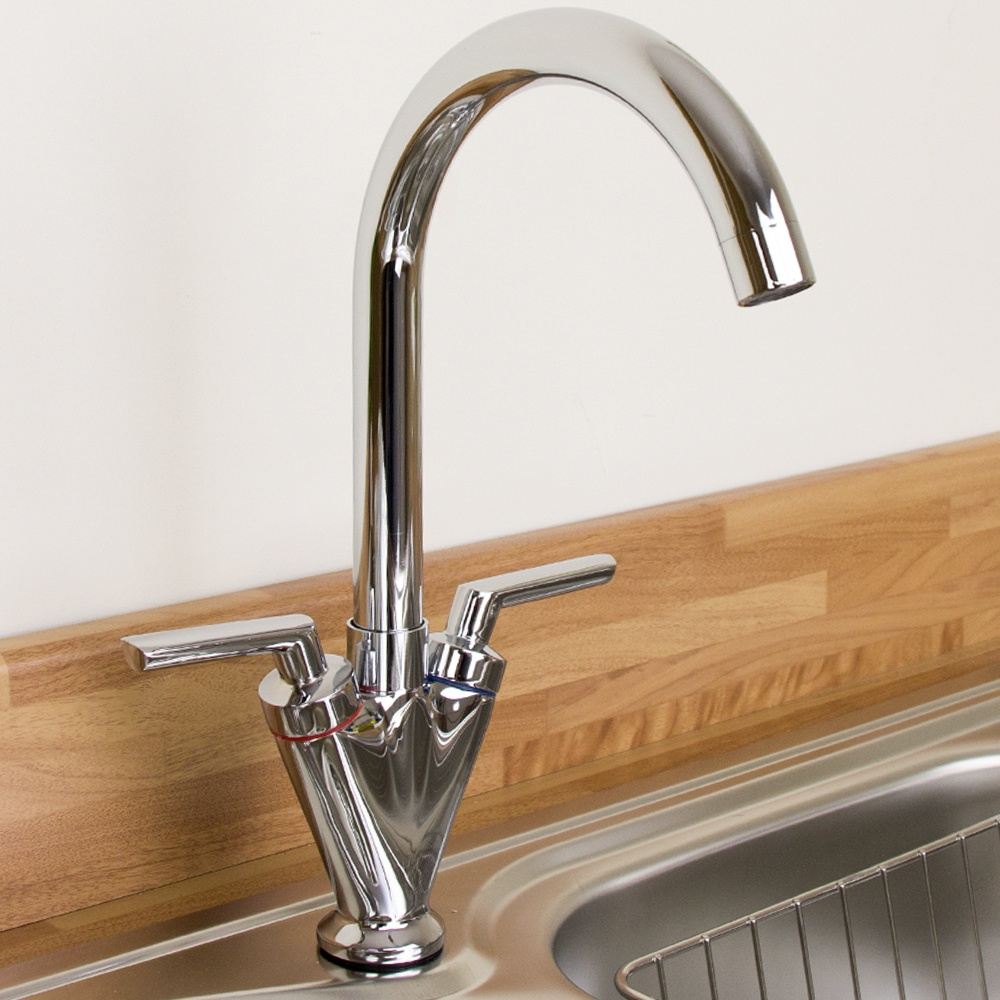 Twin Kitchen Sink : ... None ? View All Twin Lever Taps ? View All None Twin Lever Taps