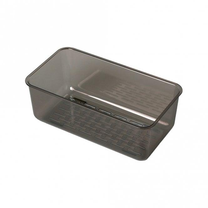 Schock Lithos Brown Acrylic Kitchen Sink Strainer Bowl 6291448