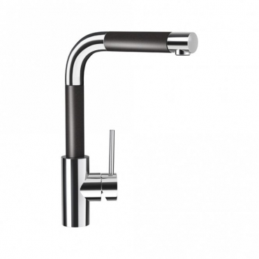 Schock Sc-300 Single Lever Nero Kitchen Sink Mixer Tap SCHSC300N