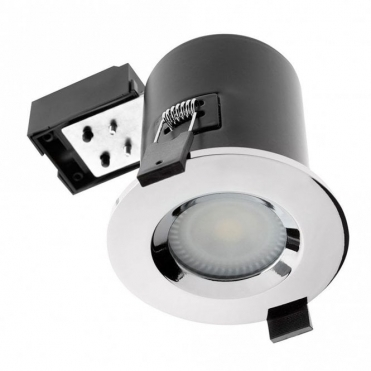 Sensio Fire & Accoustic Rated Shower Light - Chrome SE30042W0.1