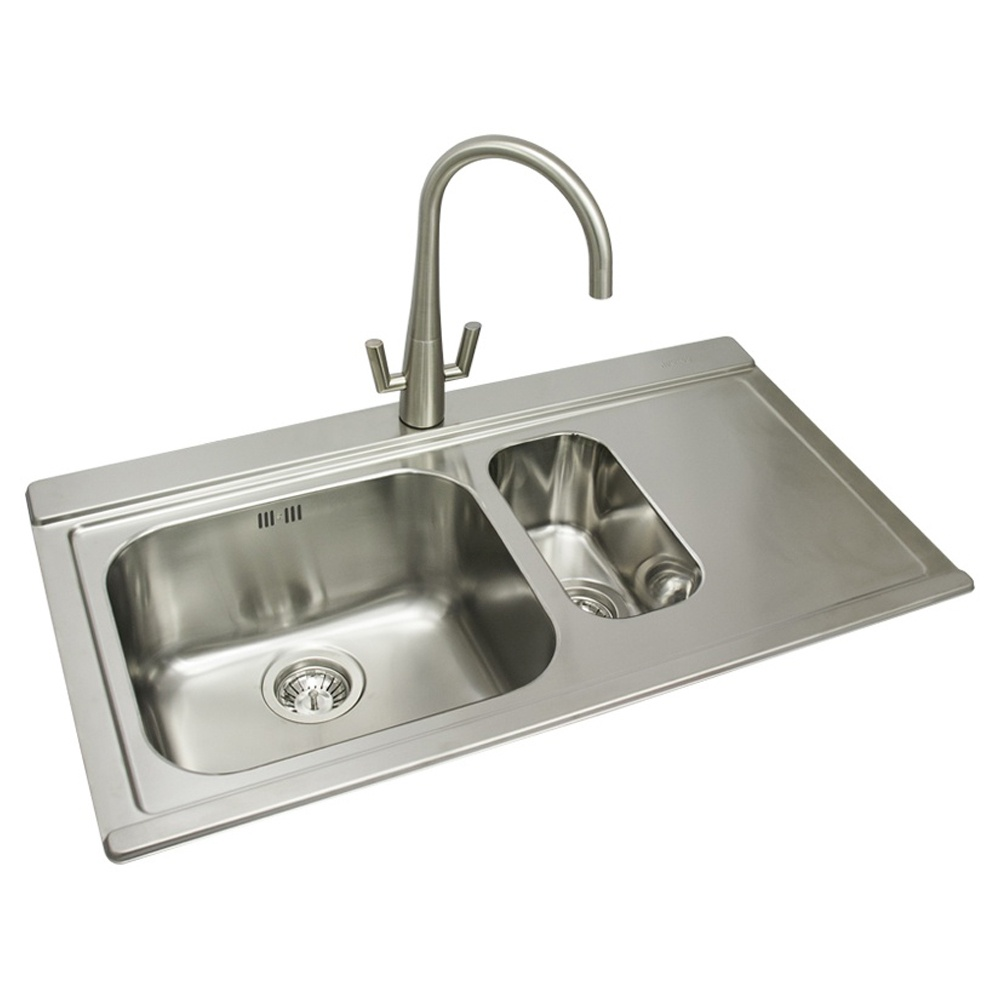 ... Stainless Steel Kitchen Sinks ? View All Smeg Stainless Steel