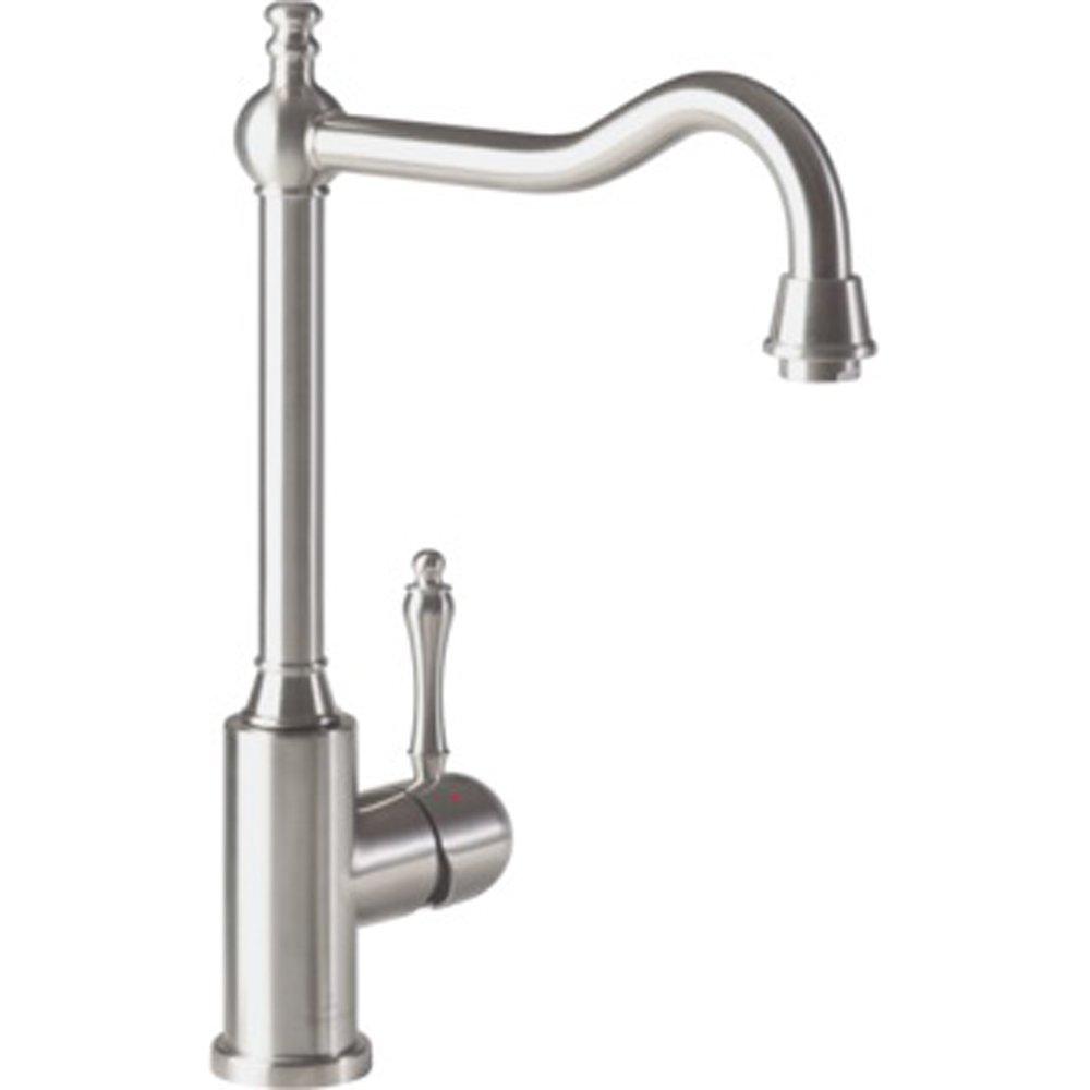 Villeroy  Boch Avia Stainless Steel Kitchen Sink Mixer Tap - Kitchen sink taps uk
