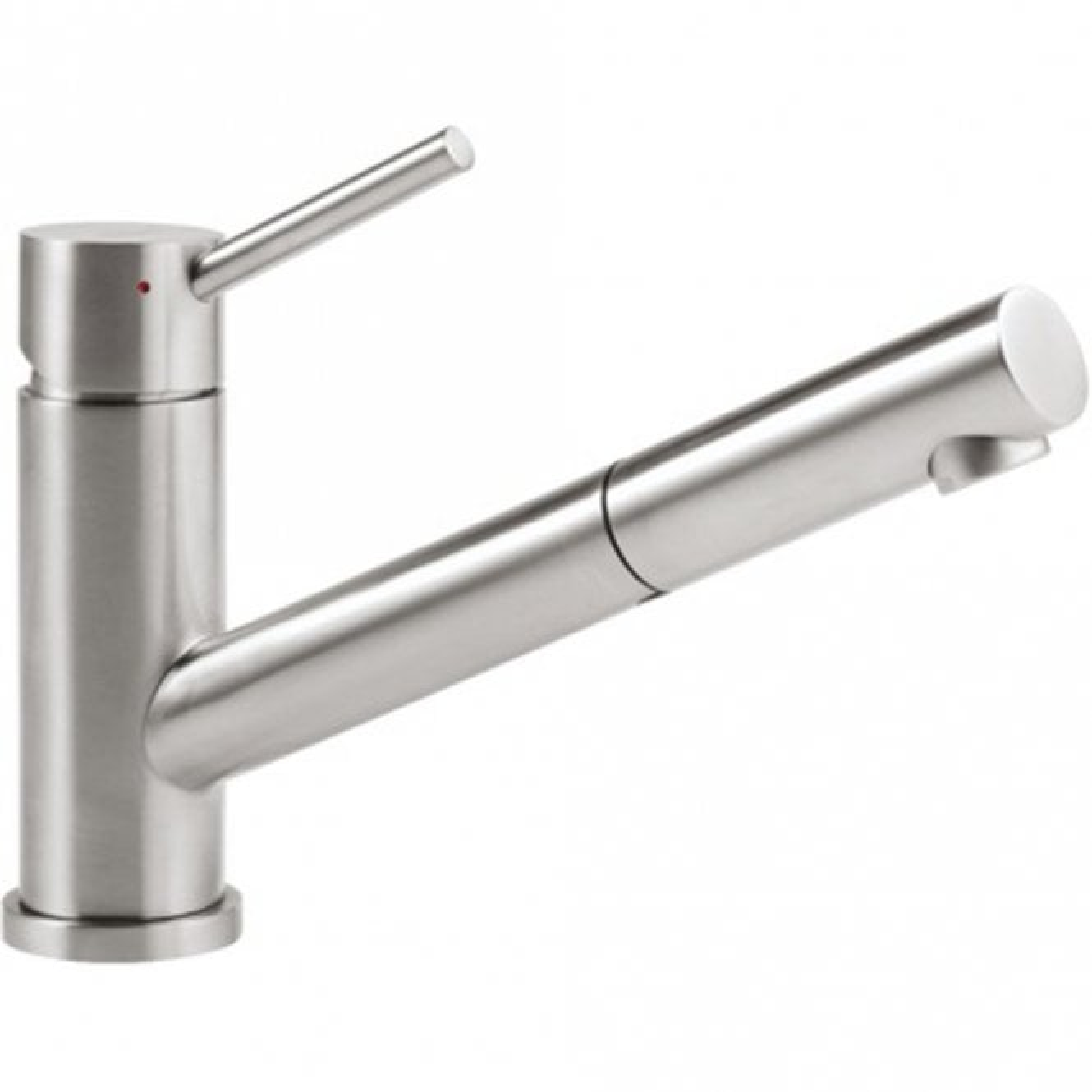 Villeroy & Boch Como Shower S/s Pullout Rinser Kitchen Sink Mixer ...